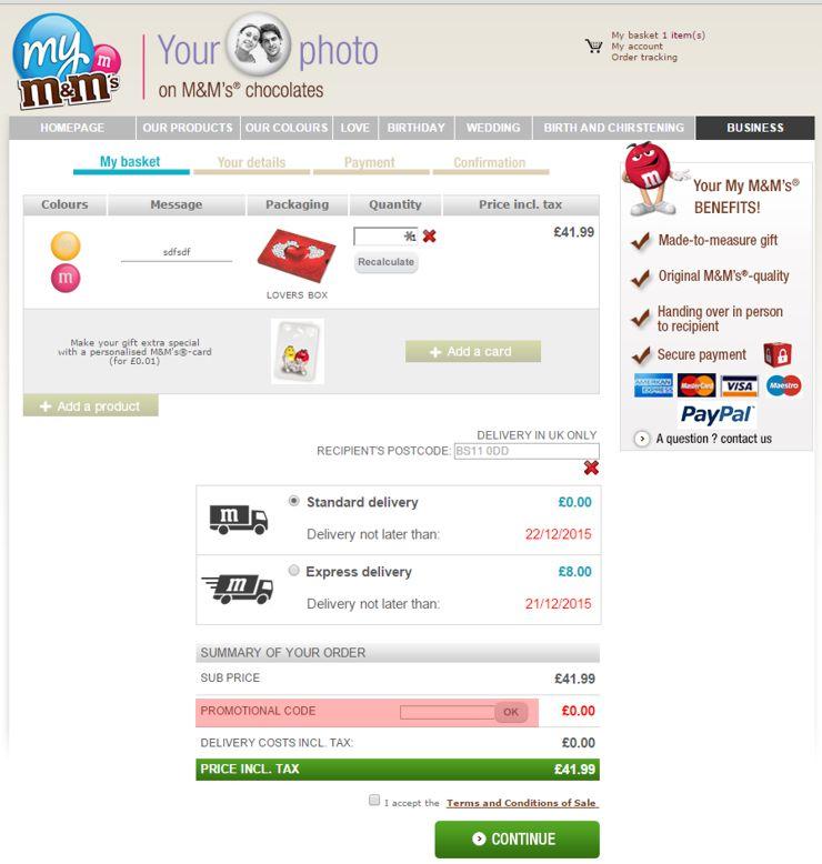 redeeming mymms.co.uk voucher-code