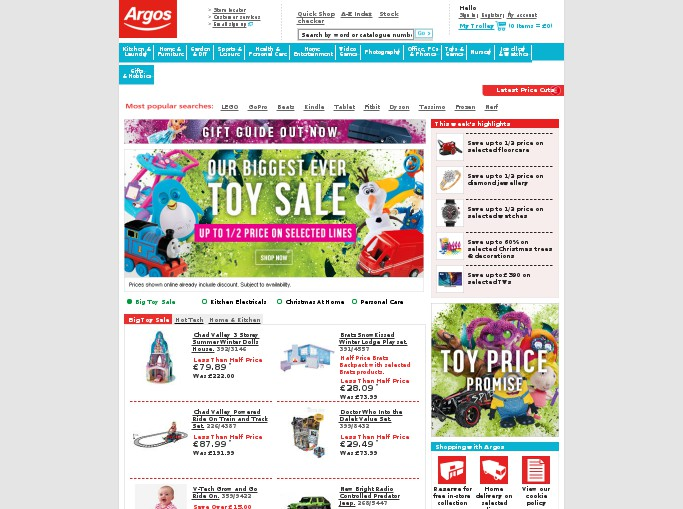 Argos Black Friday Discount Codes