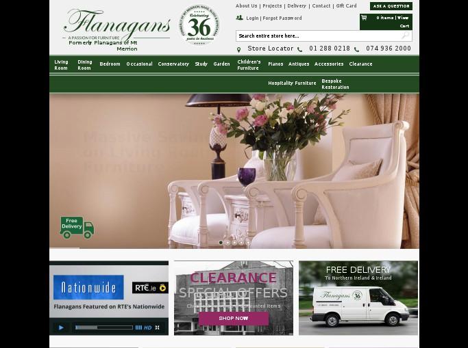 Infos On Flanagans Furniture Dublin
