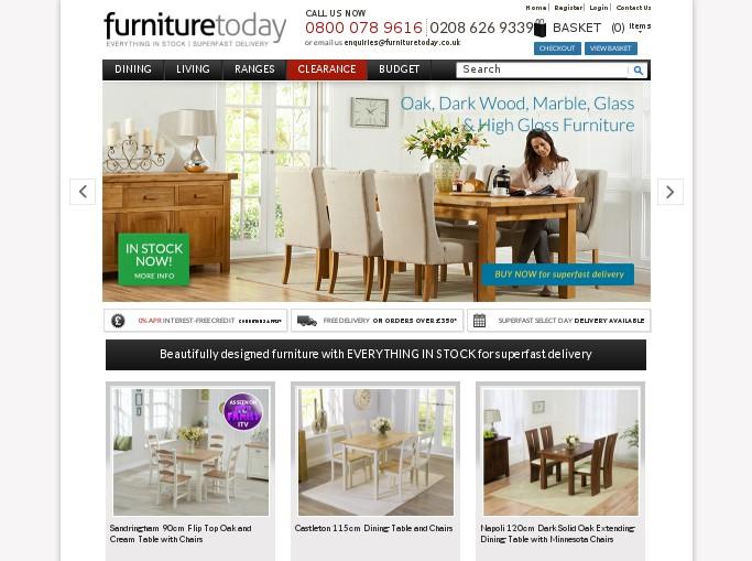 Furniture Today Voucher